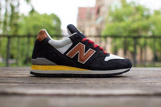 New Balance 996 Black Brown 4