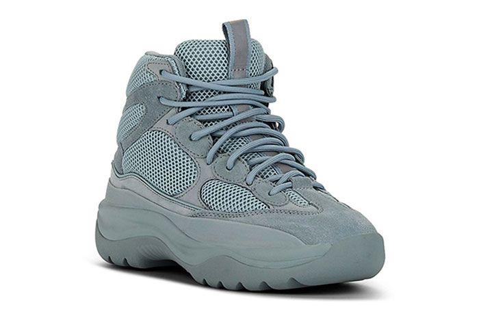 Yeezy Season 7 Military Boot Angle