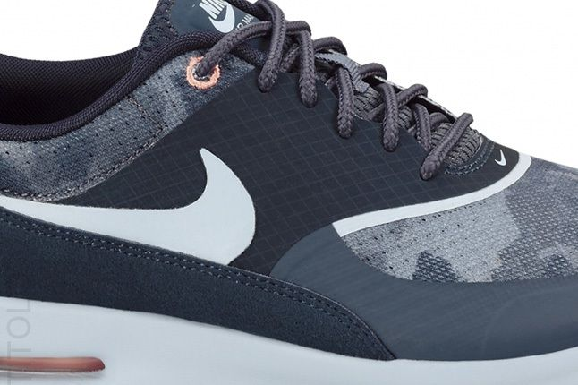 Nike Air Max Thea Grycamo Rose Midfoot Detail 1