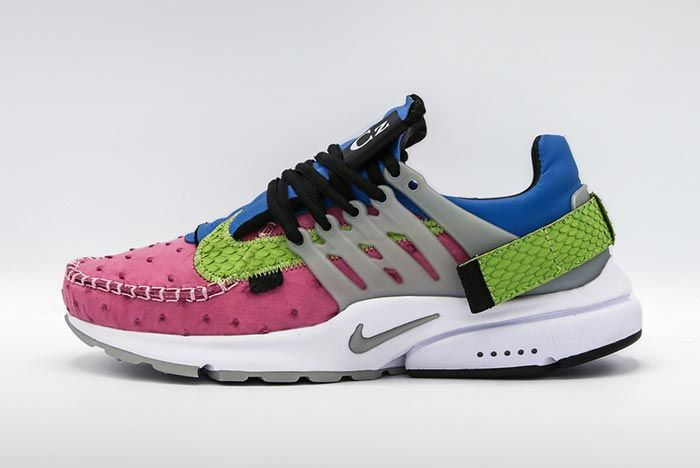 Nike Air Presto Ceeze Custom Left Side Shot