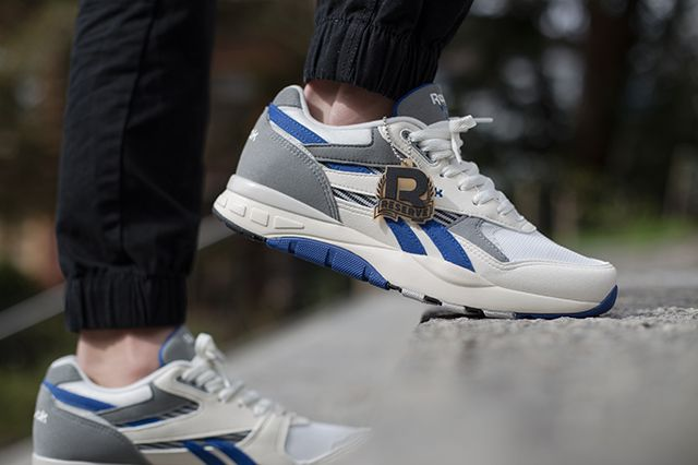 Reebok Ventilator Supreme On Foot 2