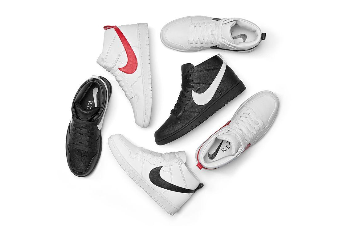 Riccardo Tisci X Nike Lab Dunk Lux Chukka3
