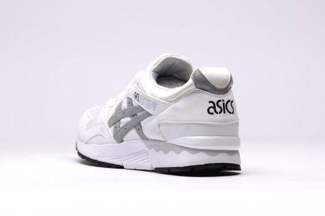Asics Gel Lyte V White Grey 1