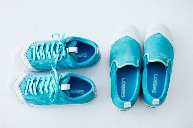 Losers Spring Summer 2014 Blue