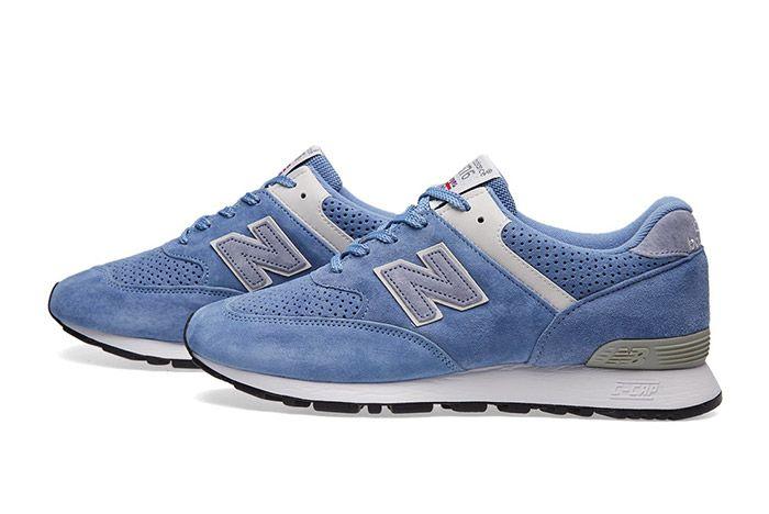 New Balance 576 Womens Blue 7