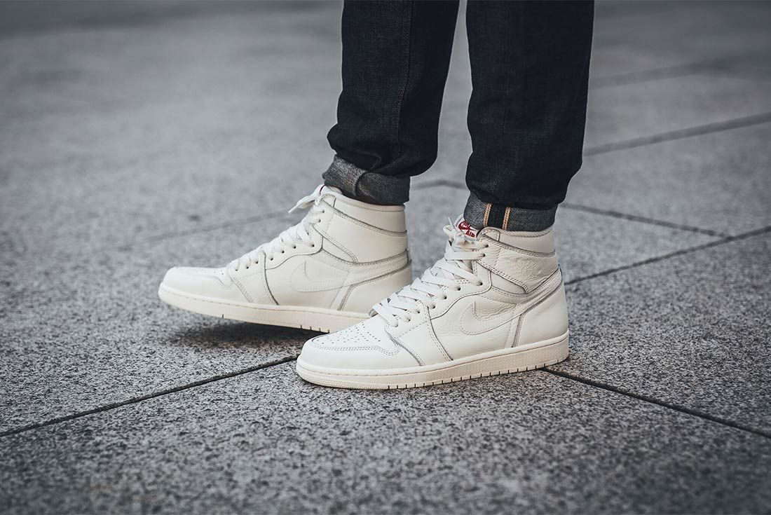 Air Jordan 1 High Sail 3