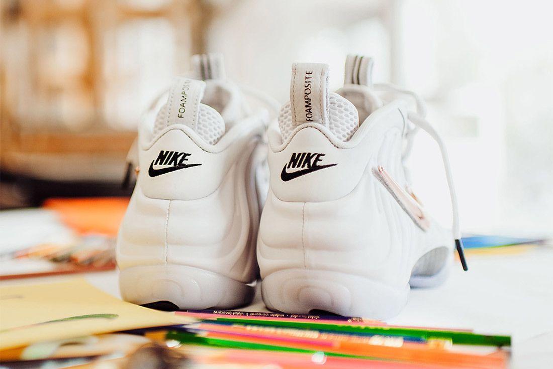 Nike Air Foamposite Pro All Star Interchangeable Swoosh Sneaker Freaker 3