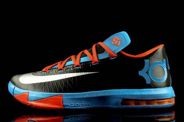 Nike Kd Vi Thunder Away Thumb
