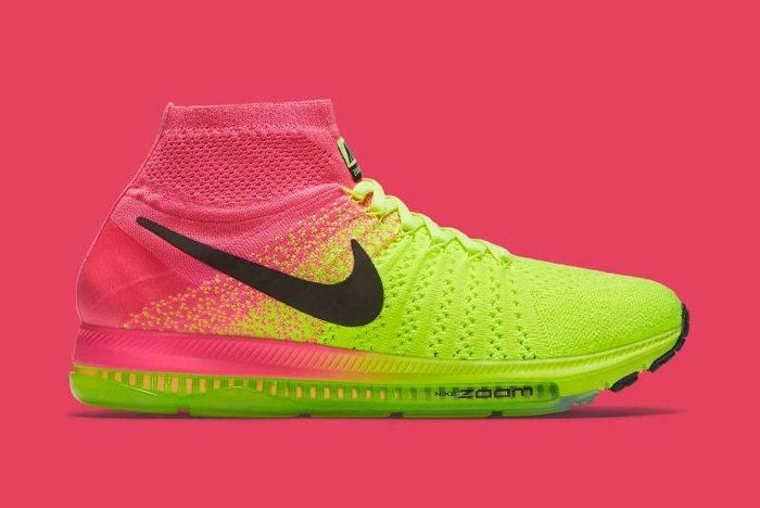 Nike Zoom All Out Flyknit 1