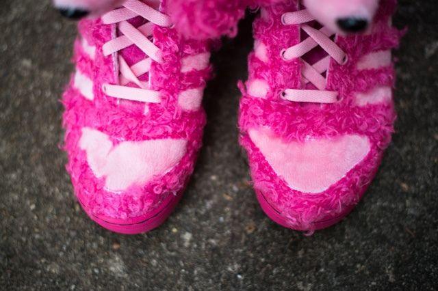 Adidas Jeremy Scott Poodle 2