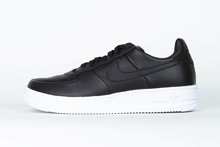 Nike Air Force 1 Ultraforce Leather Black White4