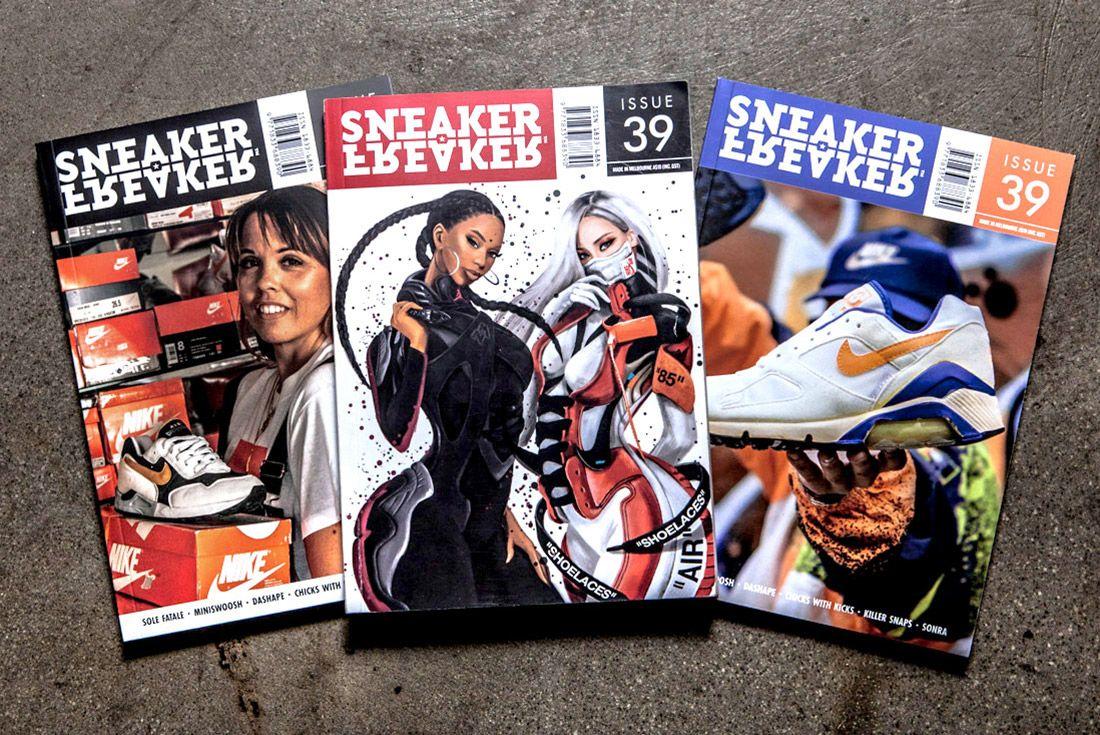 Sneaker Freaker Issue 39 1