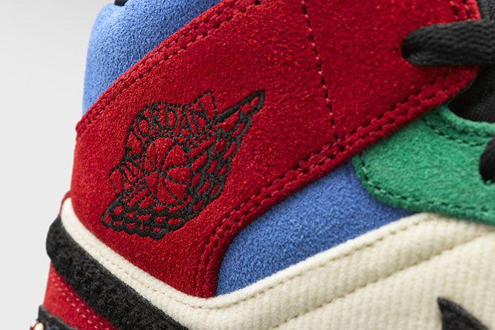 Jordan Brand Air Jordan 1 Fearless Ones Collection Nike Promo28