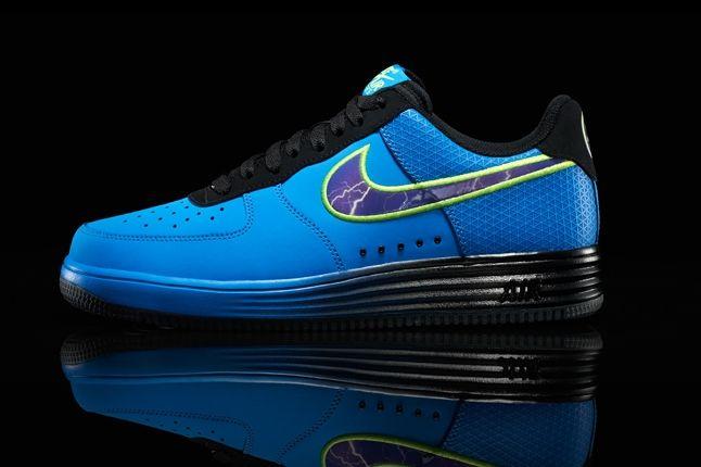 Nike Lunar Force One Superhero Blue Profile 1