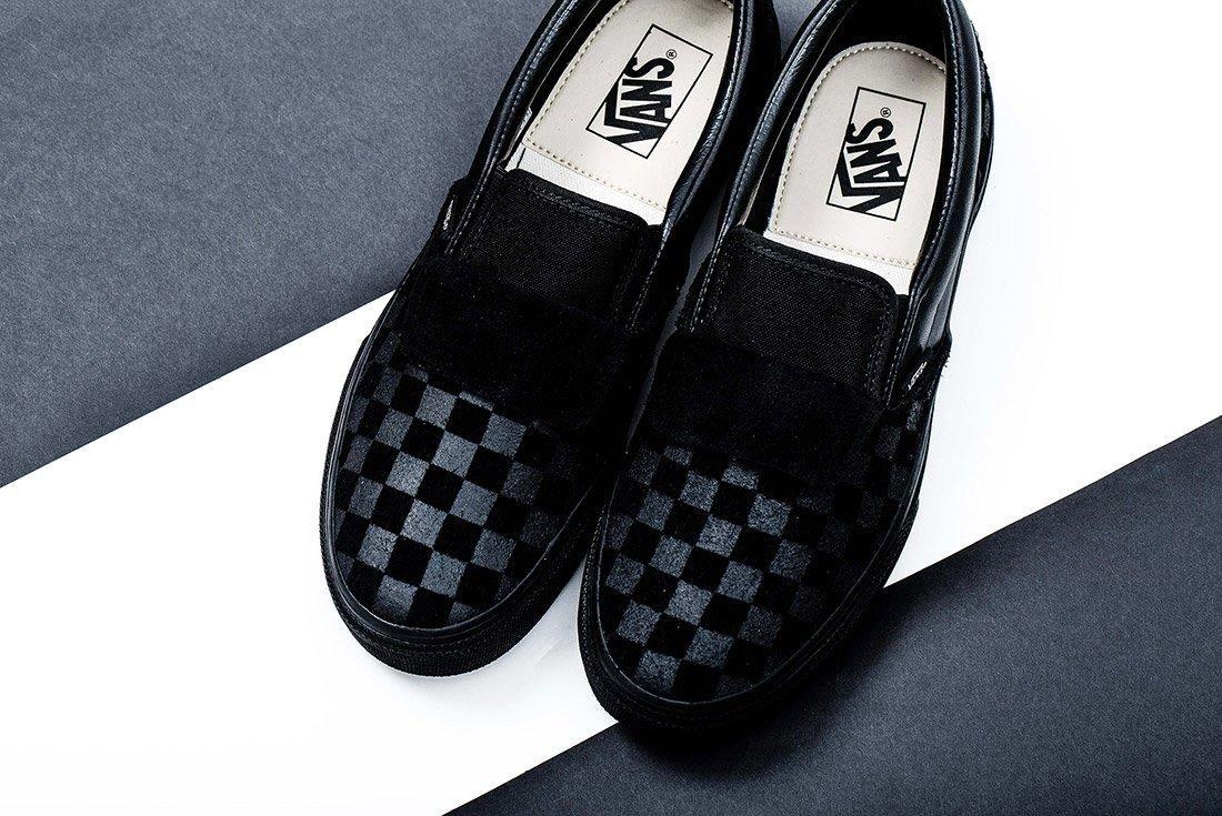 N  Hollywood X Vans Slip On 10