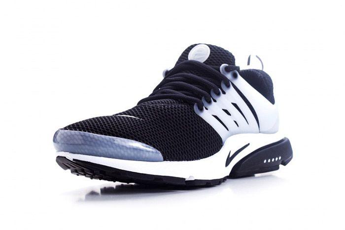 Nike Air Presto Tuxedo Black White 5