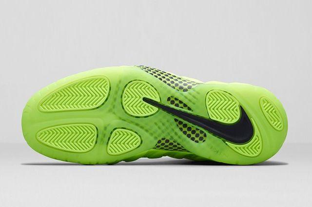 Bumper Foamposite Pro Nike Volt 6