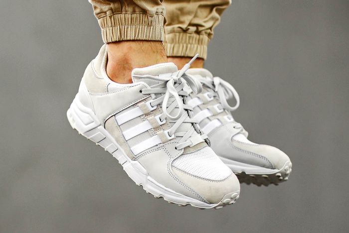Adidas Eqt Support 93 Vintage White 1
