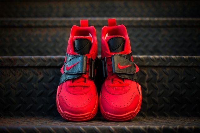 Nike Air Veer University Red 5