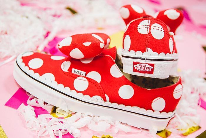 Mickey Mouse X Van Collection 5