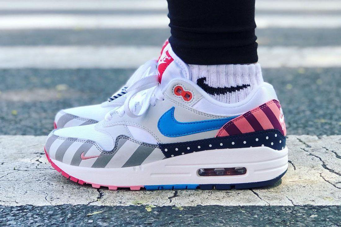 Parra X Nike Sneaker Freaker