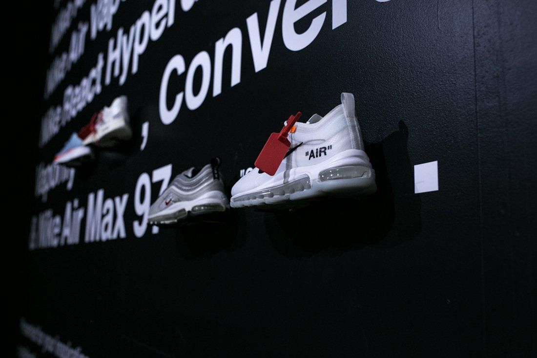 Off White X Nike The Ten Event 1