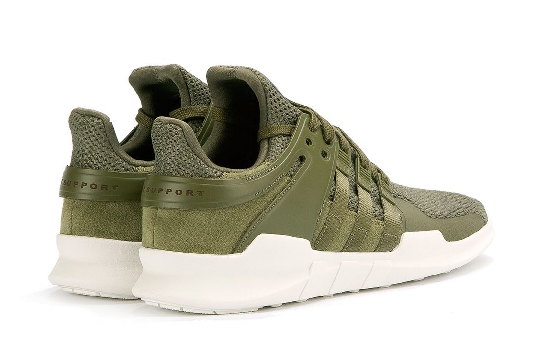 Adidas Eqt Support Adv Olive8