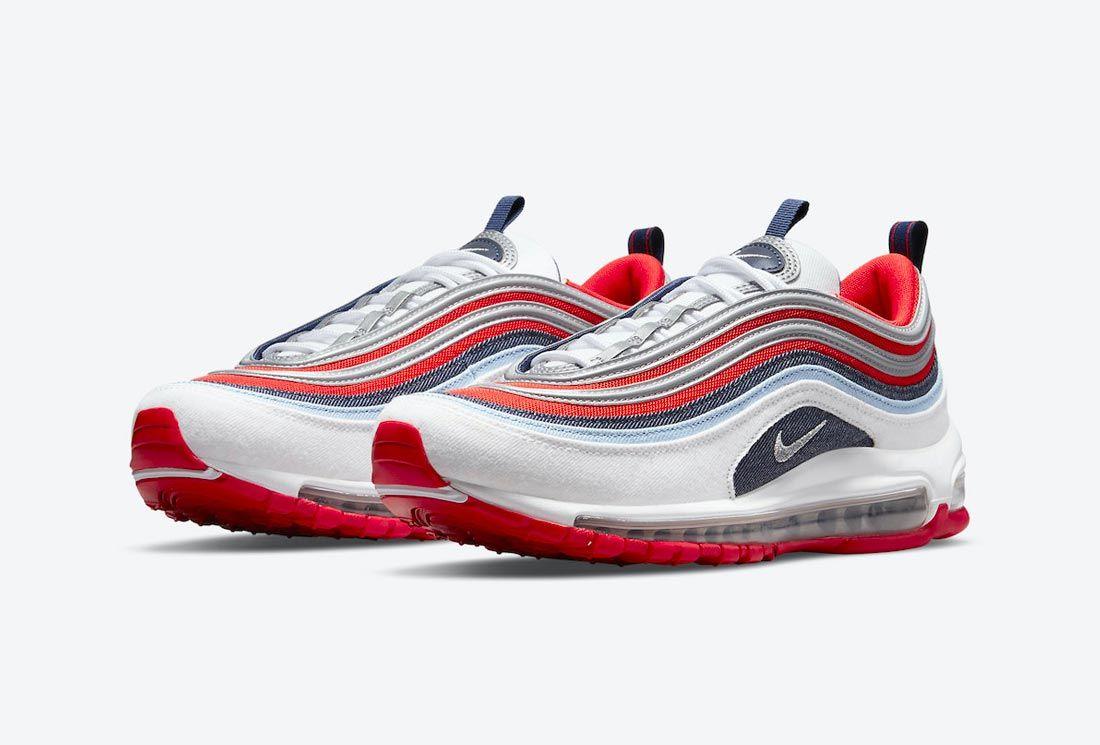 Nike Air Max 97 'USA Denim'