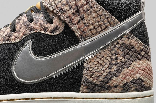 Nike Dunk Hi Premium Croc Wrangler 3