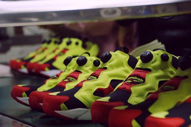 Sneaker Freaker Visit The Reebok Inta Pump Fury Factory Video Teaser 1