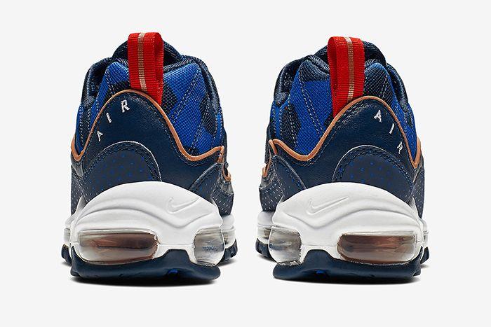 Nike Air Max 98 Polka Dot Ci9105 400 Release Date Heel
