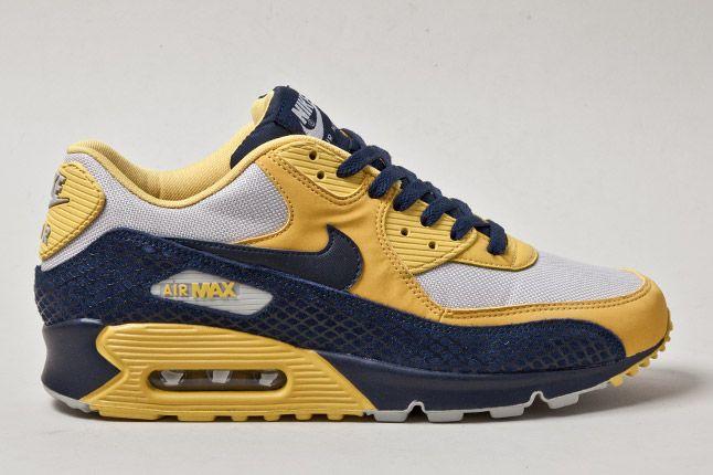 Nike Air Max 90 Yellow Serpent 1 1