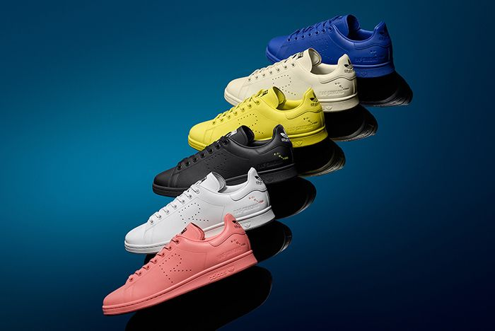 Raf Simons Adidas Stan Smith Fall Winter 2018 1