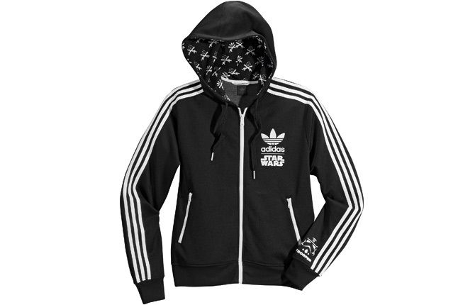 Adidas Star Wars Zip Up Track Top 1