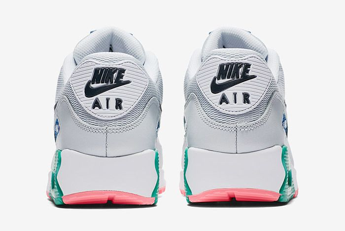 Nike Air Max 90 South Beach Aj1285 100 6