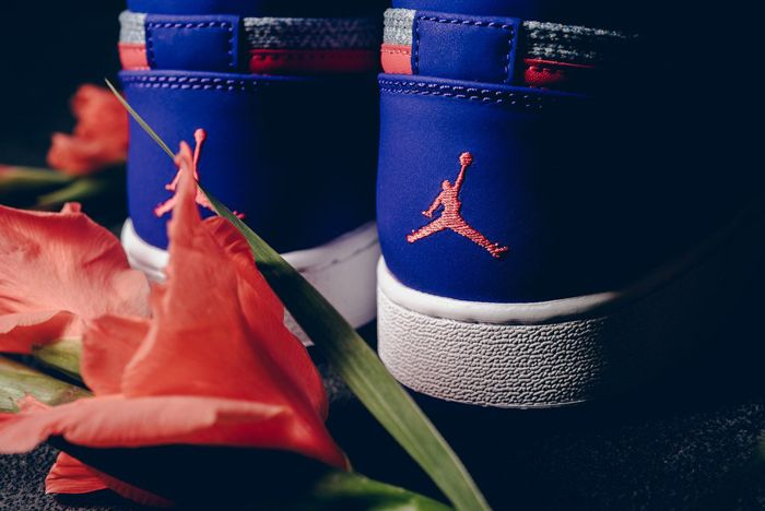Air Jordan 1 High Fierce Purple 2