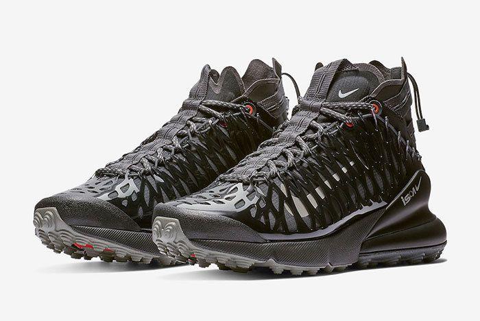 Nike Ispa Air Max 270 Sp Soe Black Anthracite Bq1918 002 Release Date Price