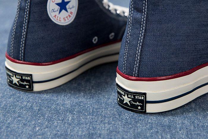 Converse Chuck Taylow All Star 70 High Insignia Blue 3