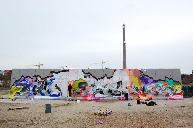 Overkill Berlin Wall 5 1