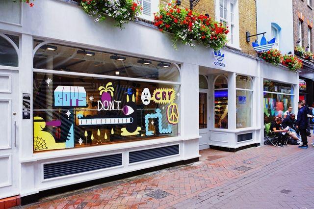 Adidas Originals London Store Opening 4