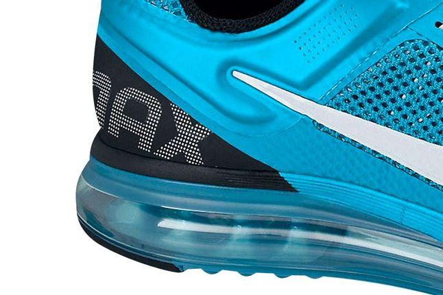 Nike Air Max 2013 Neo Turquoise Heel Detail 1