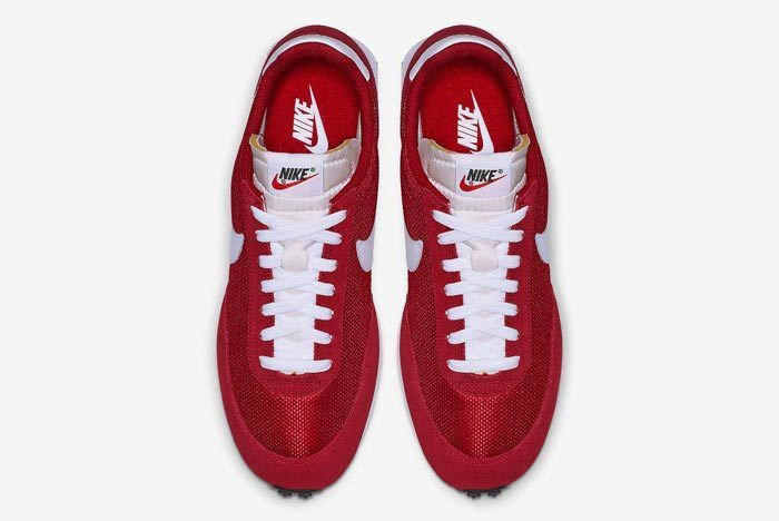 Nike Air Tailwind Gym Red 4