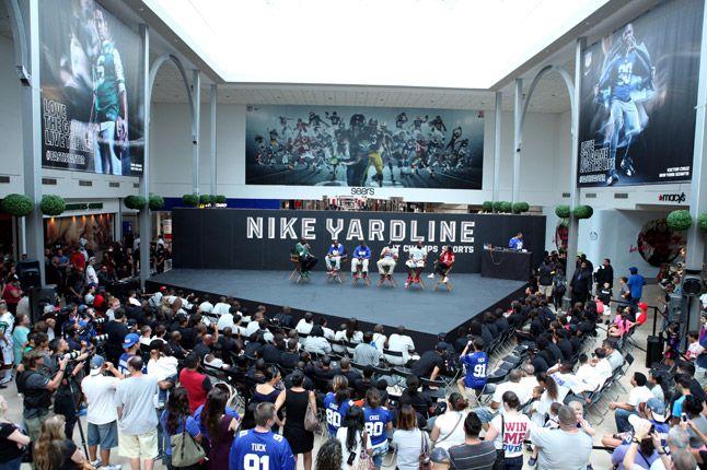 Nike Nfl Yardline Champs Store Opening 1