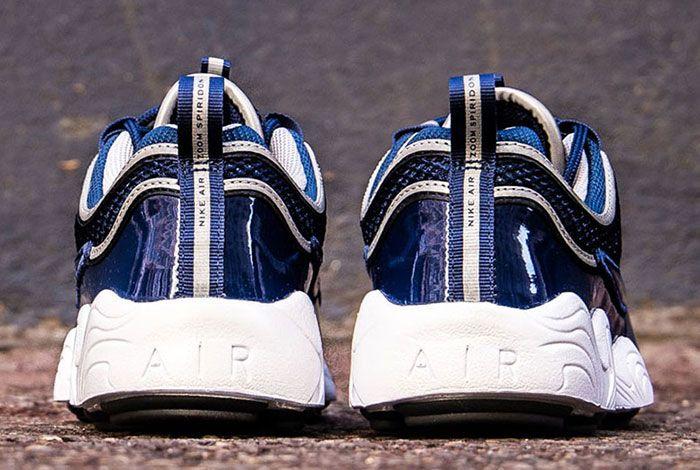 Nike Air Zoom Spiridon 16 Blue 2