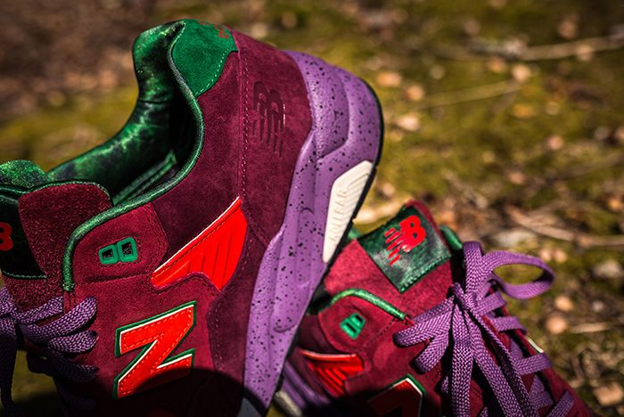 Packer X New Balance 580 3