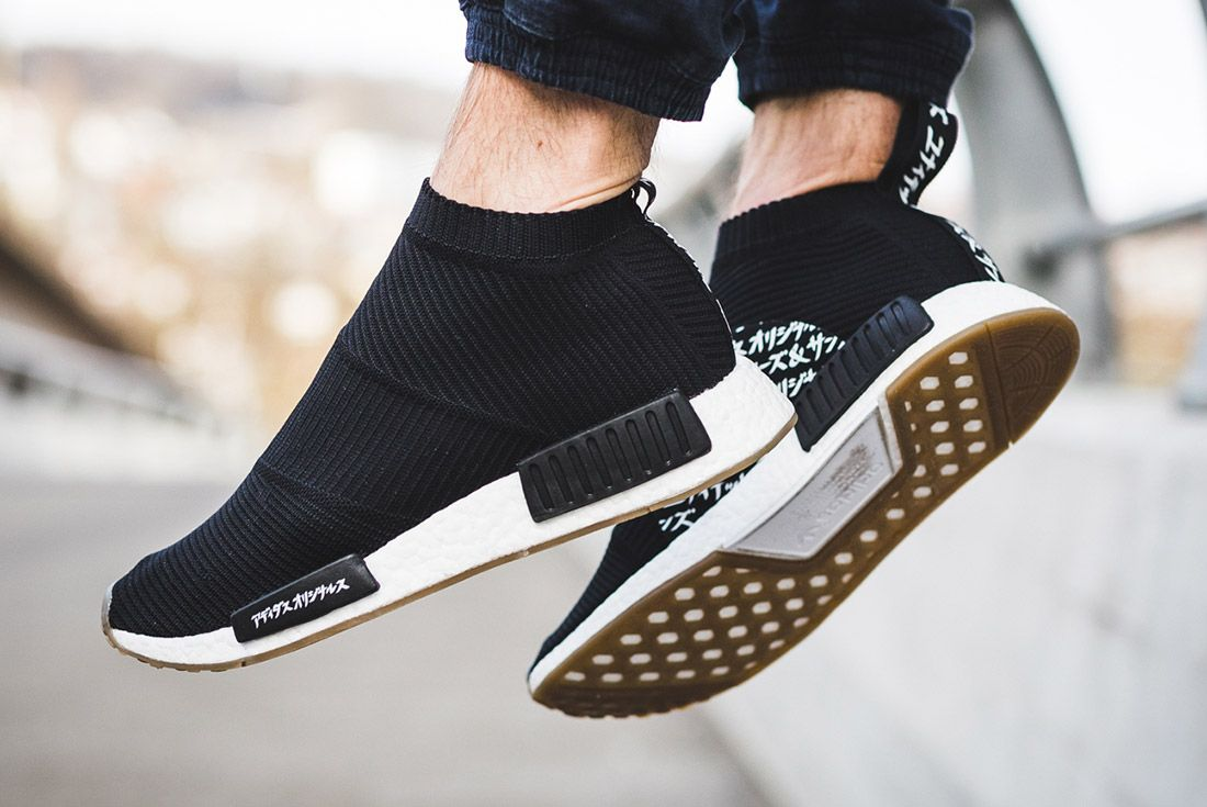 United Arrows Nmd Adidas City Sock 2 4