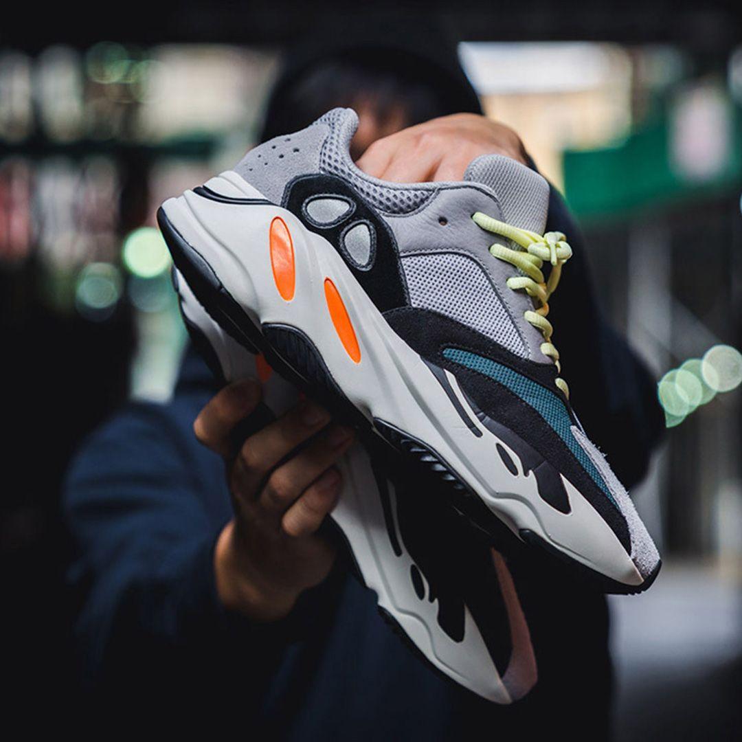Sq Adidas Yeezy 700 On Foot Sneaker Freaker