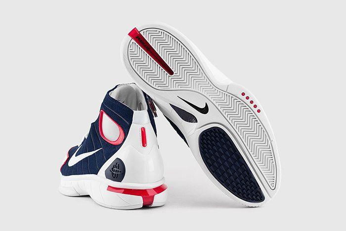 Nike Air Huarache 2 K4 Midnight Navy