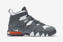 Nike Air Max2 Cb 94 Cool Grey Total Orange Thumb