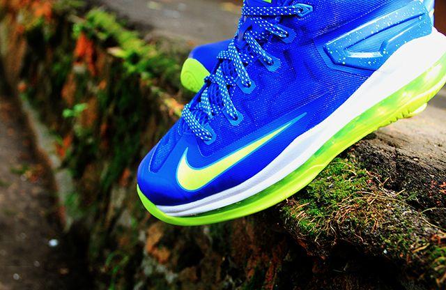 Nike Lebron 11 Low Sprite 1